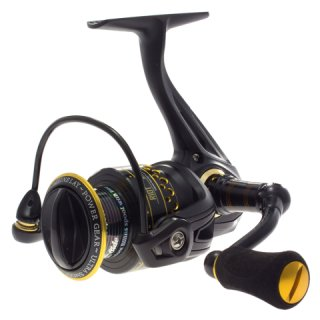 Black Side Riot Spinnrolle Angelrolle Rolle Fishing Reel Stationärrolle